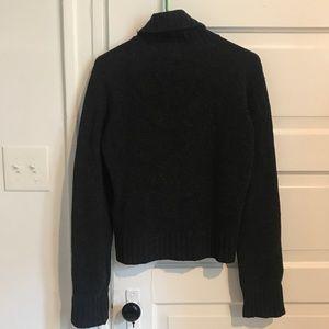J. Crew chunky wool sweater